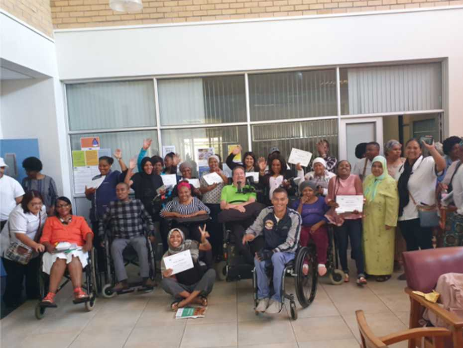 Care Attendant Training and Well-Being with the Road Accident Fund