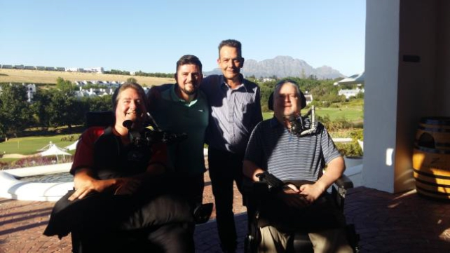Bidvest golf day