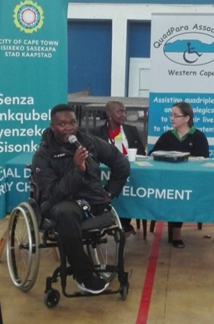 Launch of the DSD Disability Forum in Mitchells Plain and Khayelitsha with Epilepsy SA